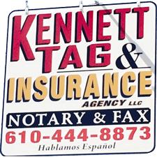 Kennett Tag & Insurance Agency LLC