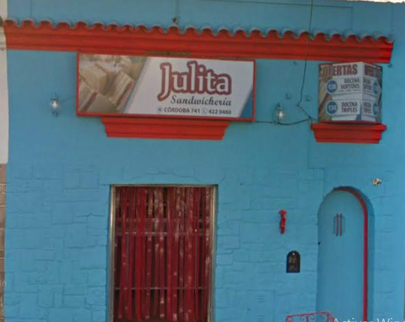 SANDWICHERIA JULITA