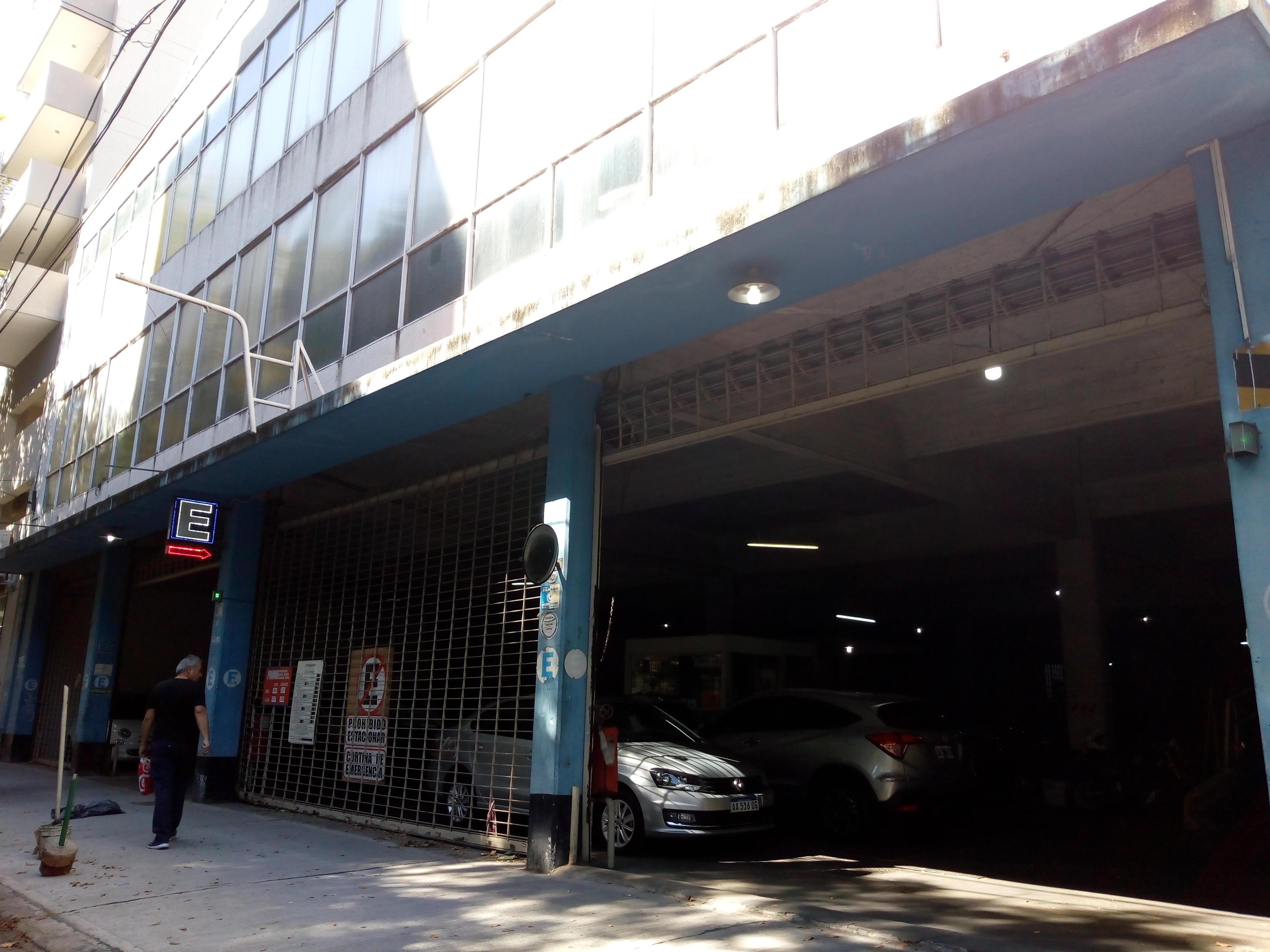 Garaje Bulnes