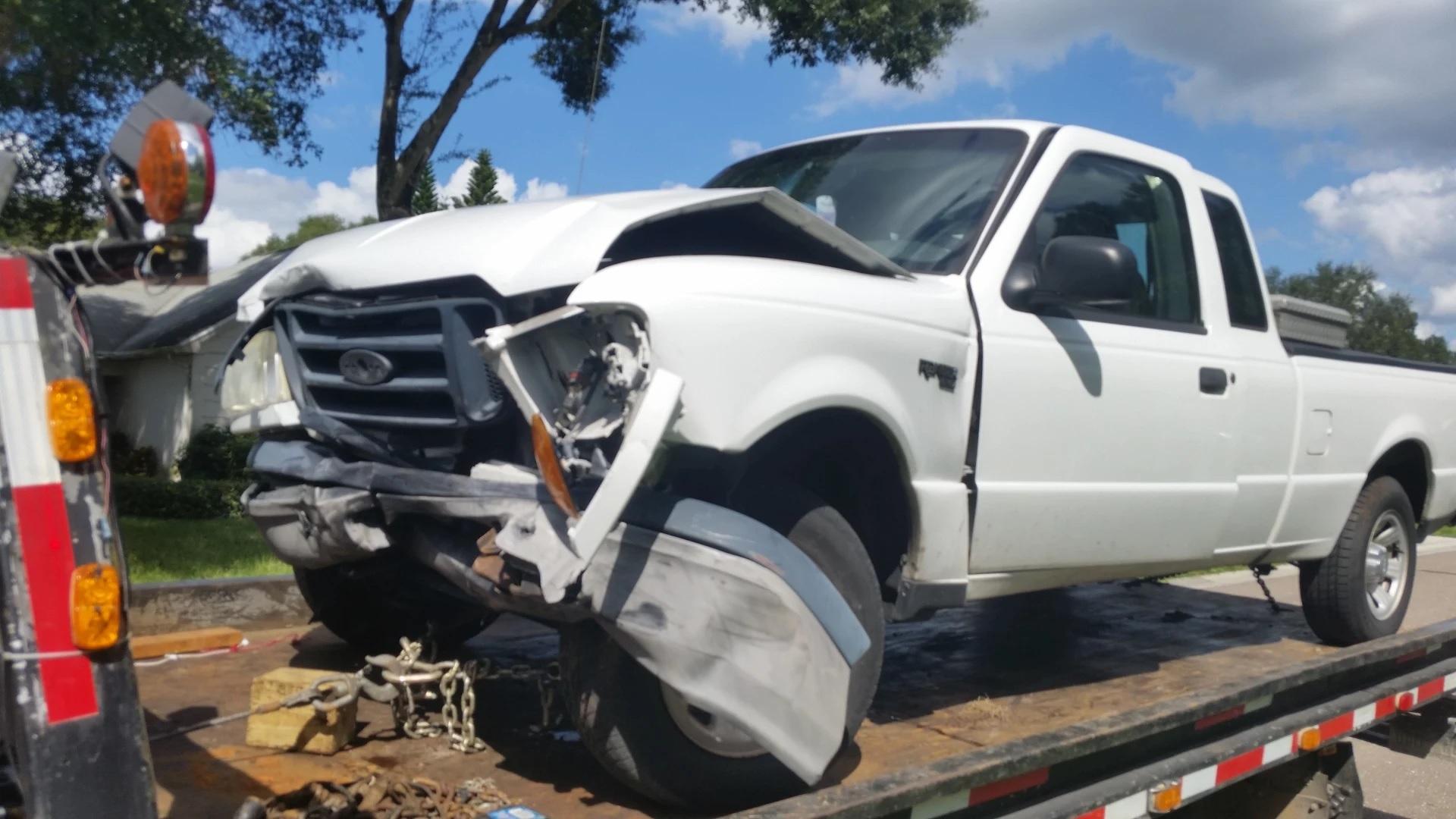 2005 Ford Ranger, regretable