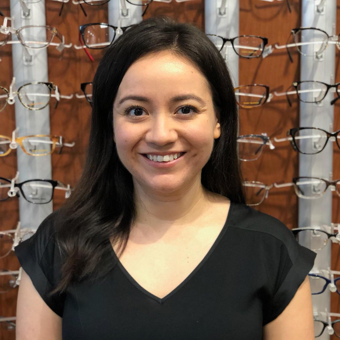 Amanda Salazar, OD Optician