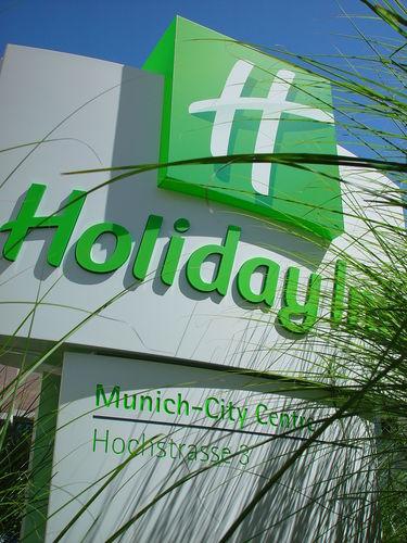 Kundenbild klein 3 Holiday Inn Munich - City Centre
