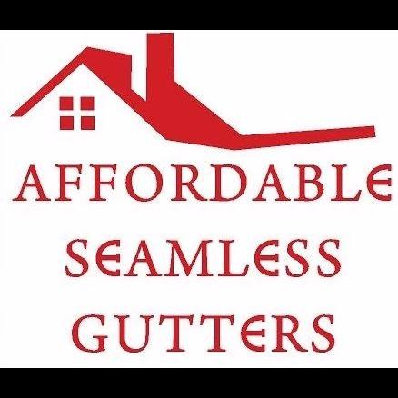 Affordable Seamless Gutters & Downspouts Llc