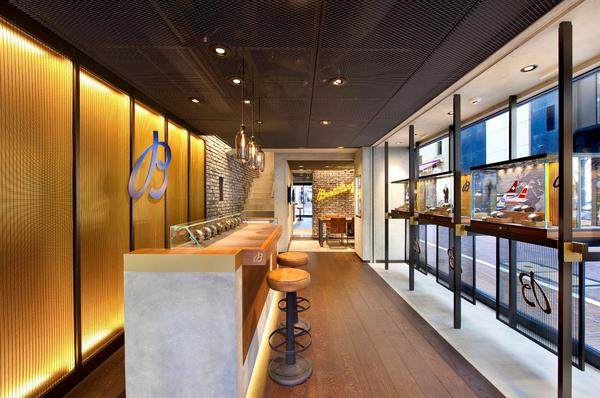 BREITLING BOUTIQUE TOKYO