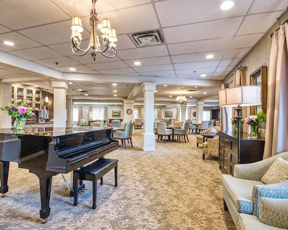 Revera The Bentley Regina / Hillsdale Retirement Residence