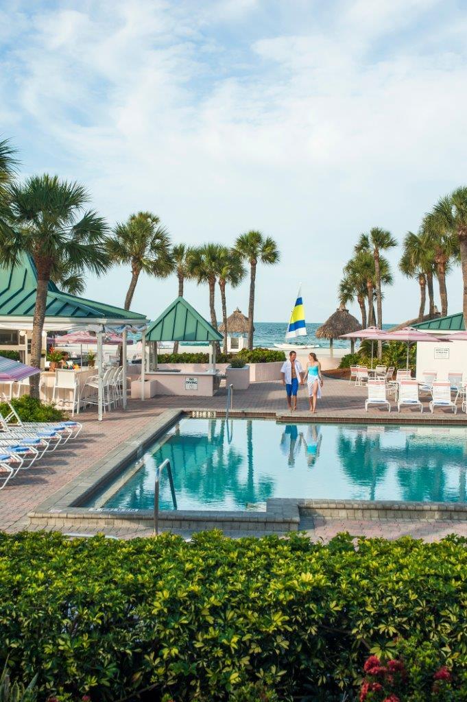 sandcastle resort at lido beach sarasota florida fl. Black Bedroom Furniture Sets. Home Design Ideas