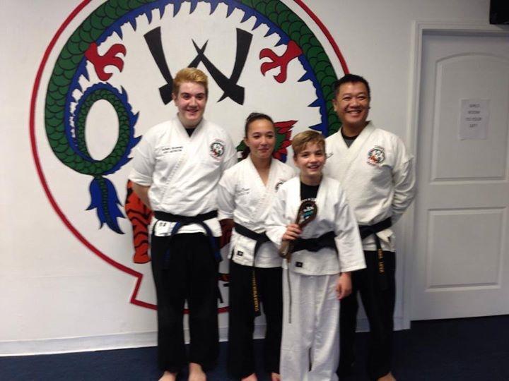 Troy Black Belt Academy
