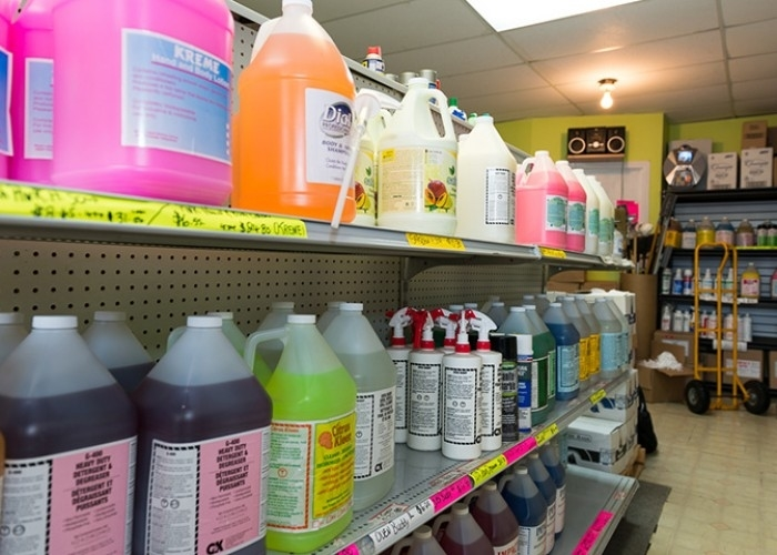 Triple A Cleaning Supplies & Equipment Toronto (416)792-7098
