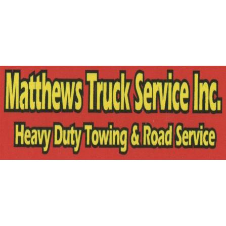 Matthews Truck Service Inc.
