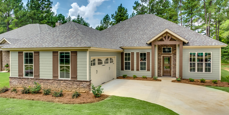 Lowder new homes in montgomery al 36116 for Custom home designs prattville