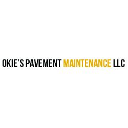 Okie's Pavement Maintenance LLC - Choctaw, OK - Concrete, Brick & Stone
