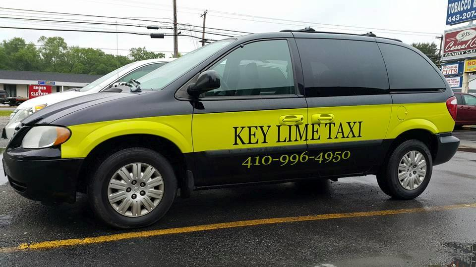 Key Lime Taxi