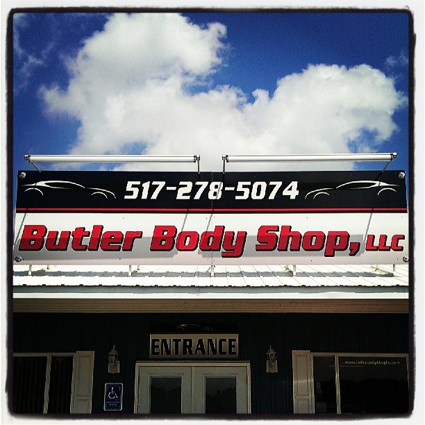 butler body shop in coldwater mi 49036