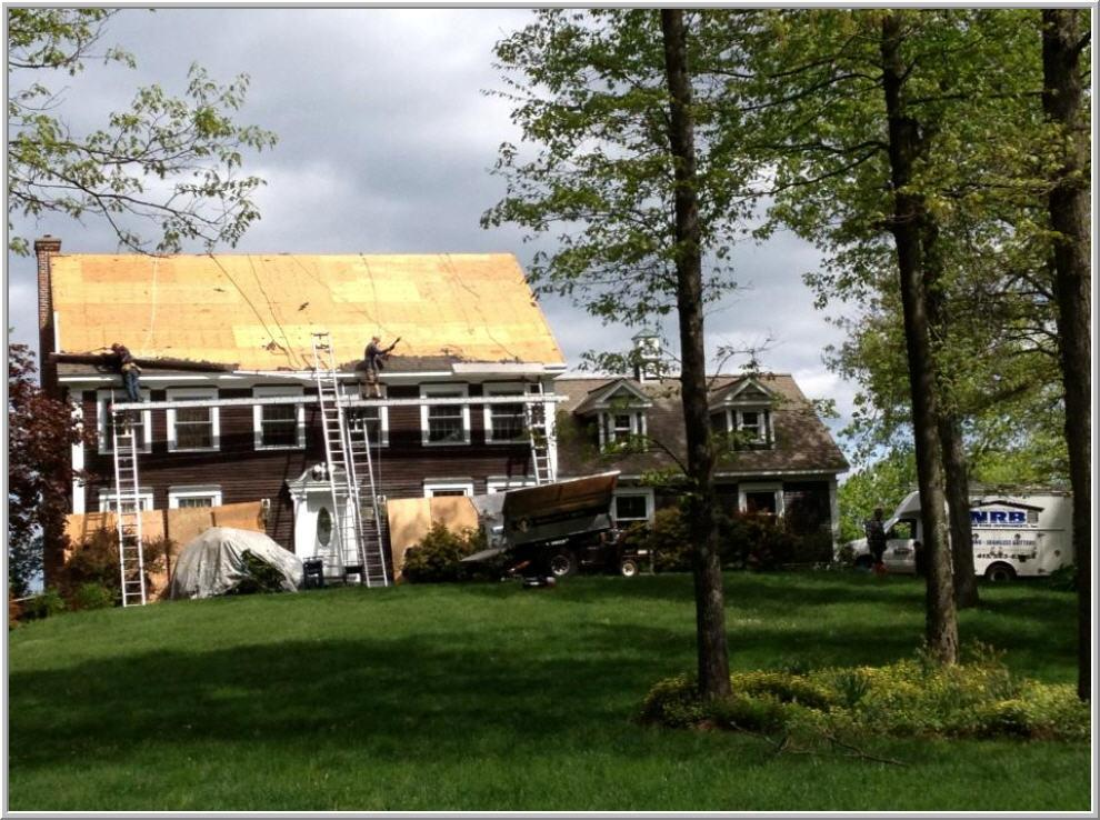 Nrb exterior home improvements inc granby massachusetts ma - Exterior home repairs ...