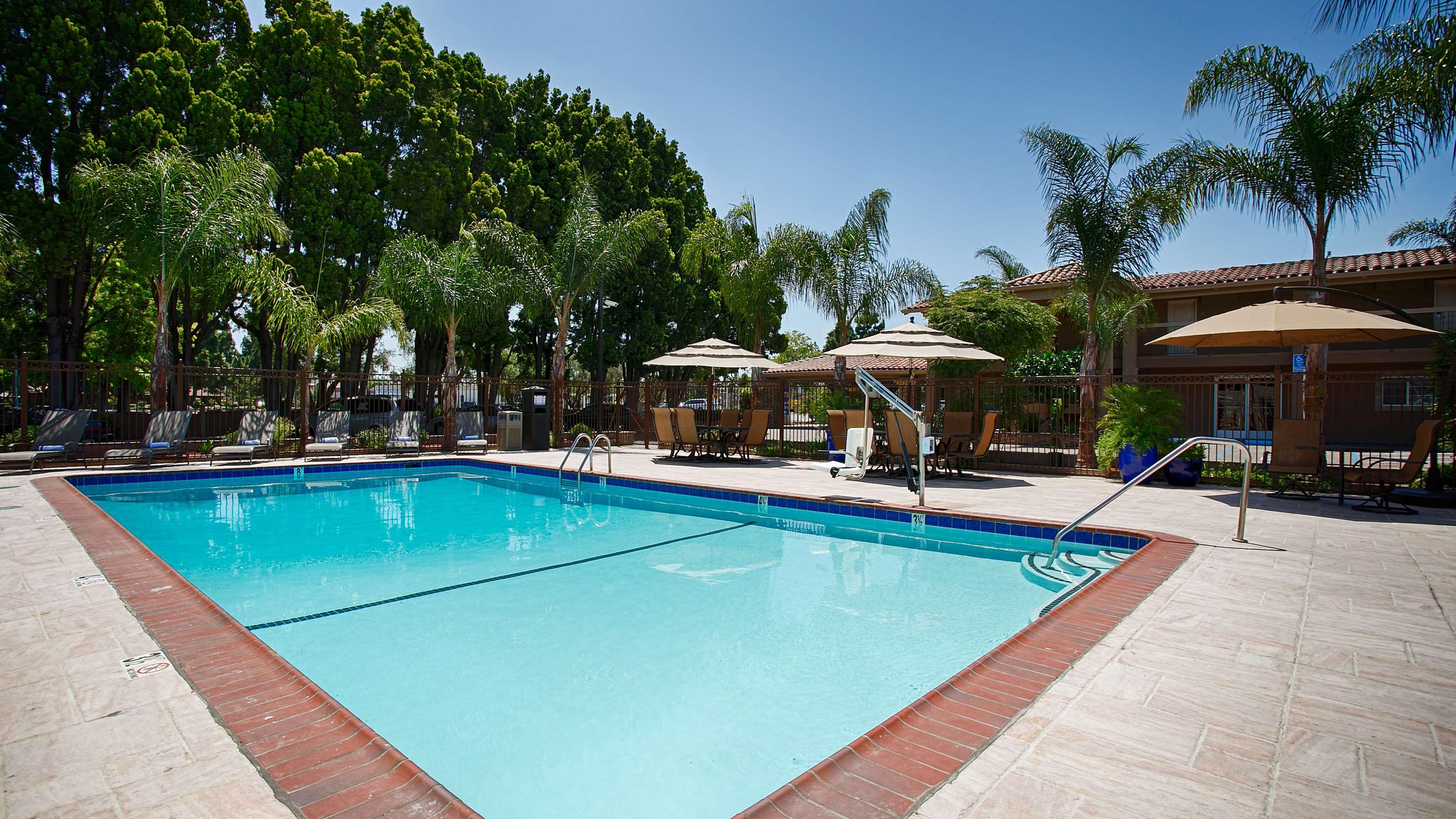 Best Western University Inn Santa Clara Santa Clara California Ca