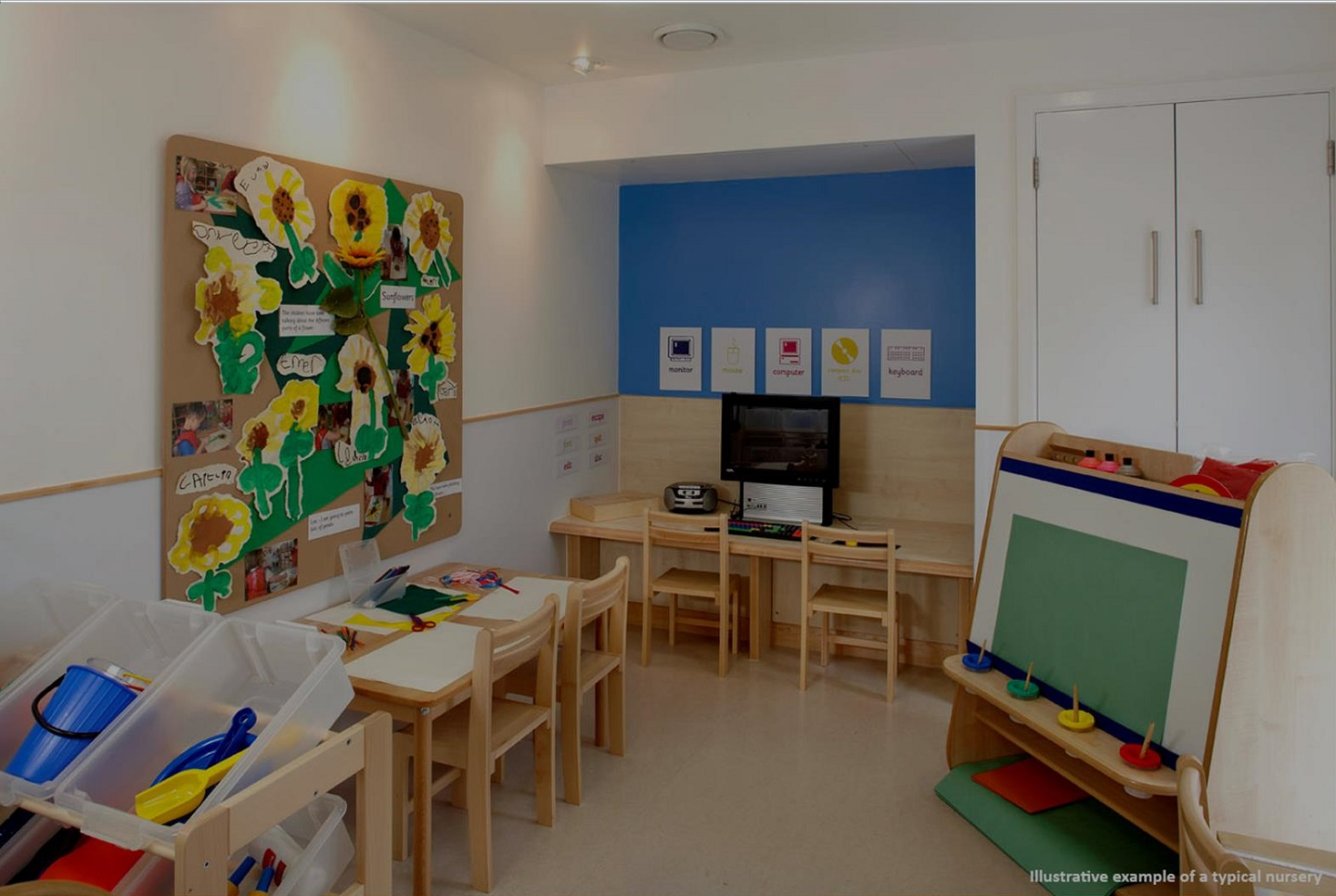 Guildford Day Nursery and Preschool Guildford 03300 574978