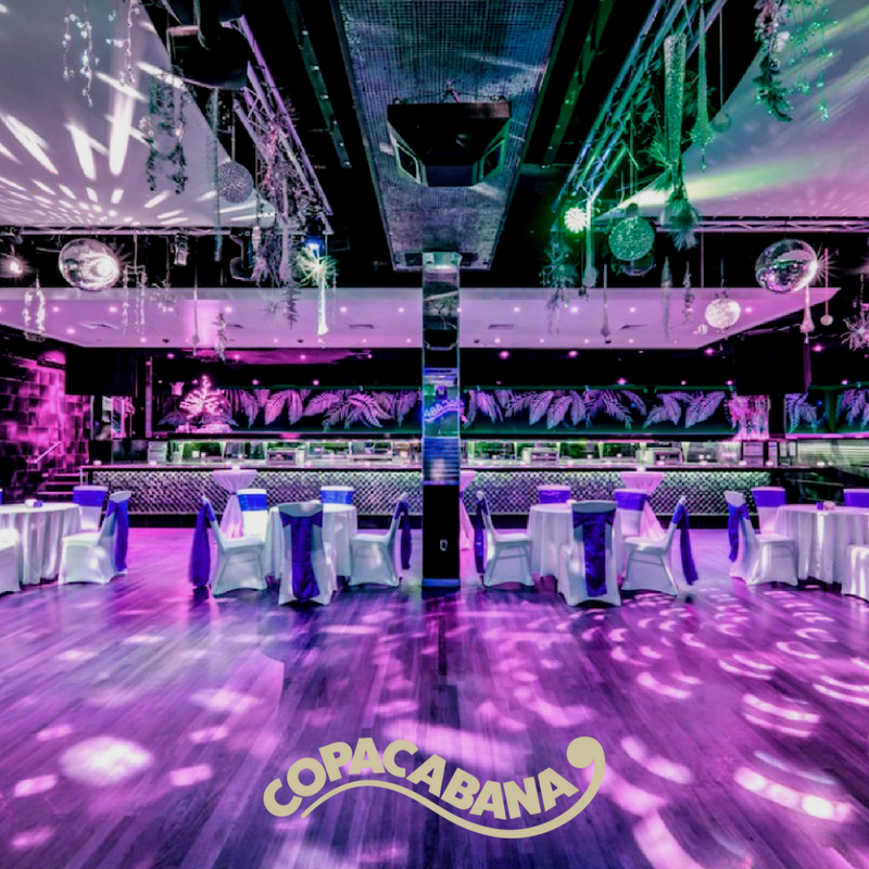 The Copacabana Catering and Events