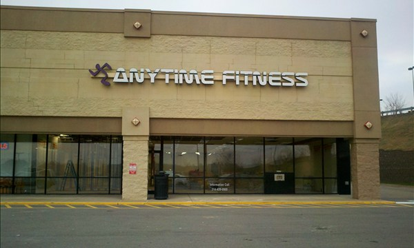 Saint Clairsville (OH) United States  City new picture : Anytime Fitness in Saint Clairsville, OH 740 699 2900