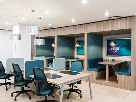 Regus - Johannesburg, Rosebank, The Firs