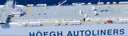 Hoegh Autoliners (Pty) Ltd - SHIPPERS, Umhlanga - Hoegh
