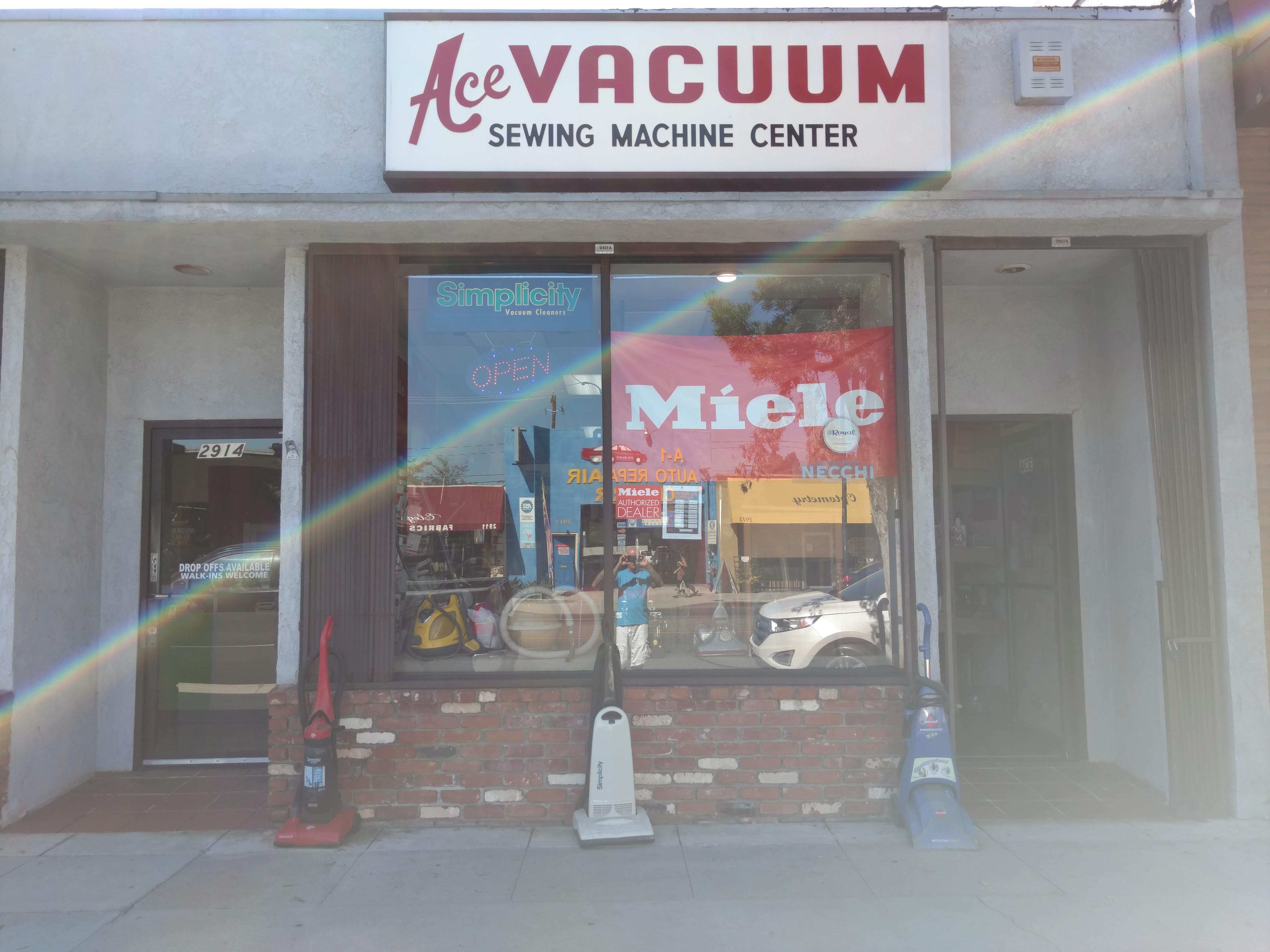 Ace vacuums coupon