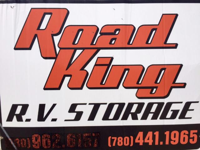 Roadking RV Storage St. Albert (780)441-1965