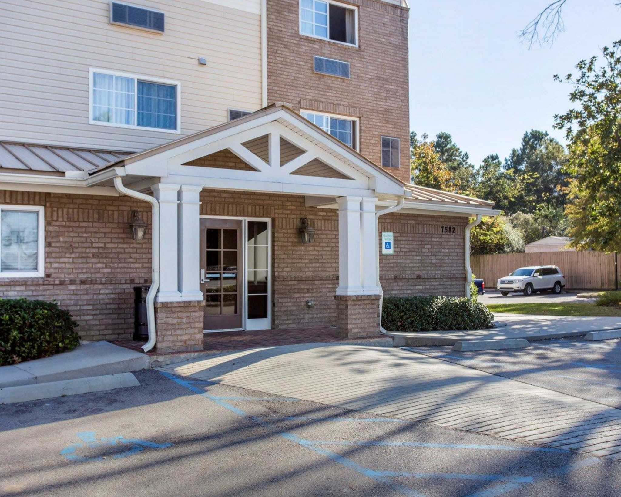 Suburban Extended Stay Hotel North Charleston Sc