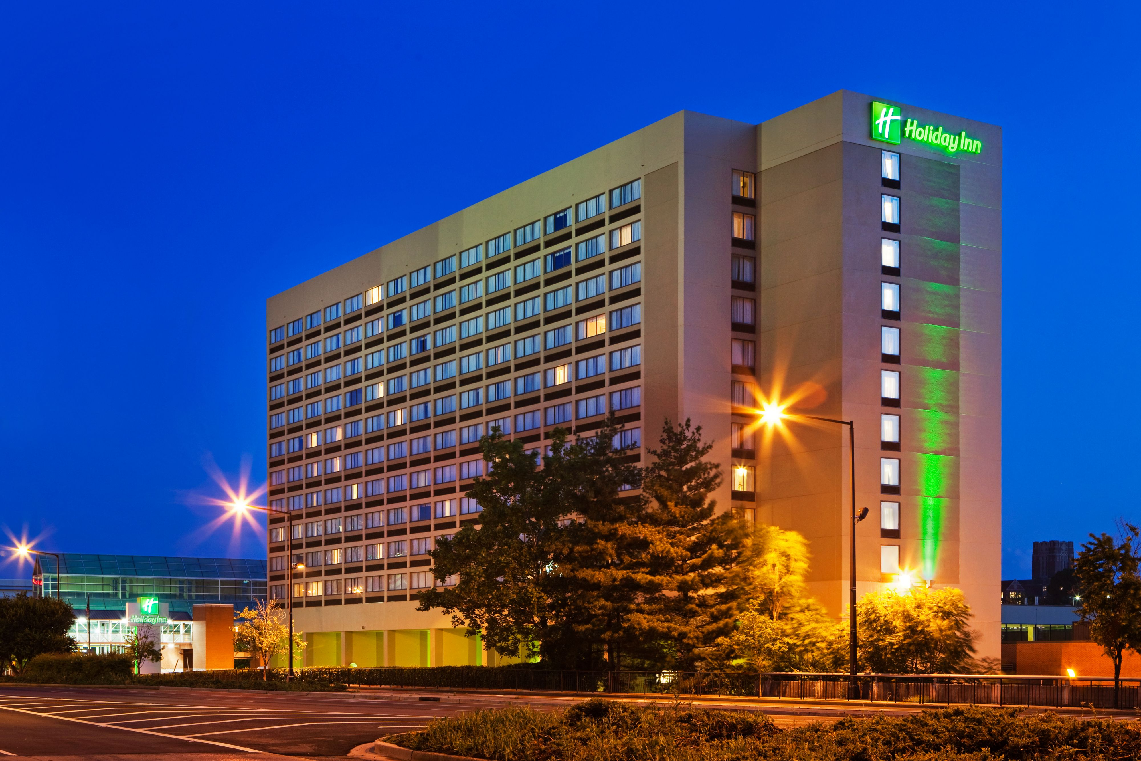 Holiday Inn Knoxville Downtown Knoxville Tennessee TN