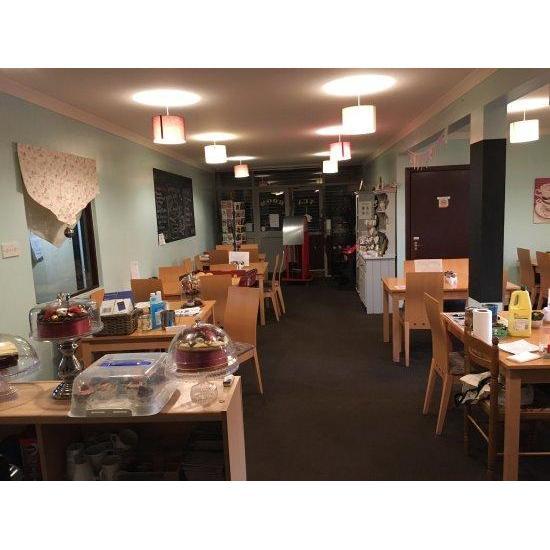 Burnside Tearooms - Sanquhar, Dumfriesshire DG4 6BZ - 0165950328 | ShowMeLocal.com