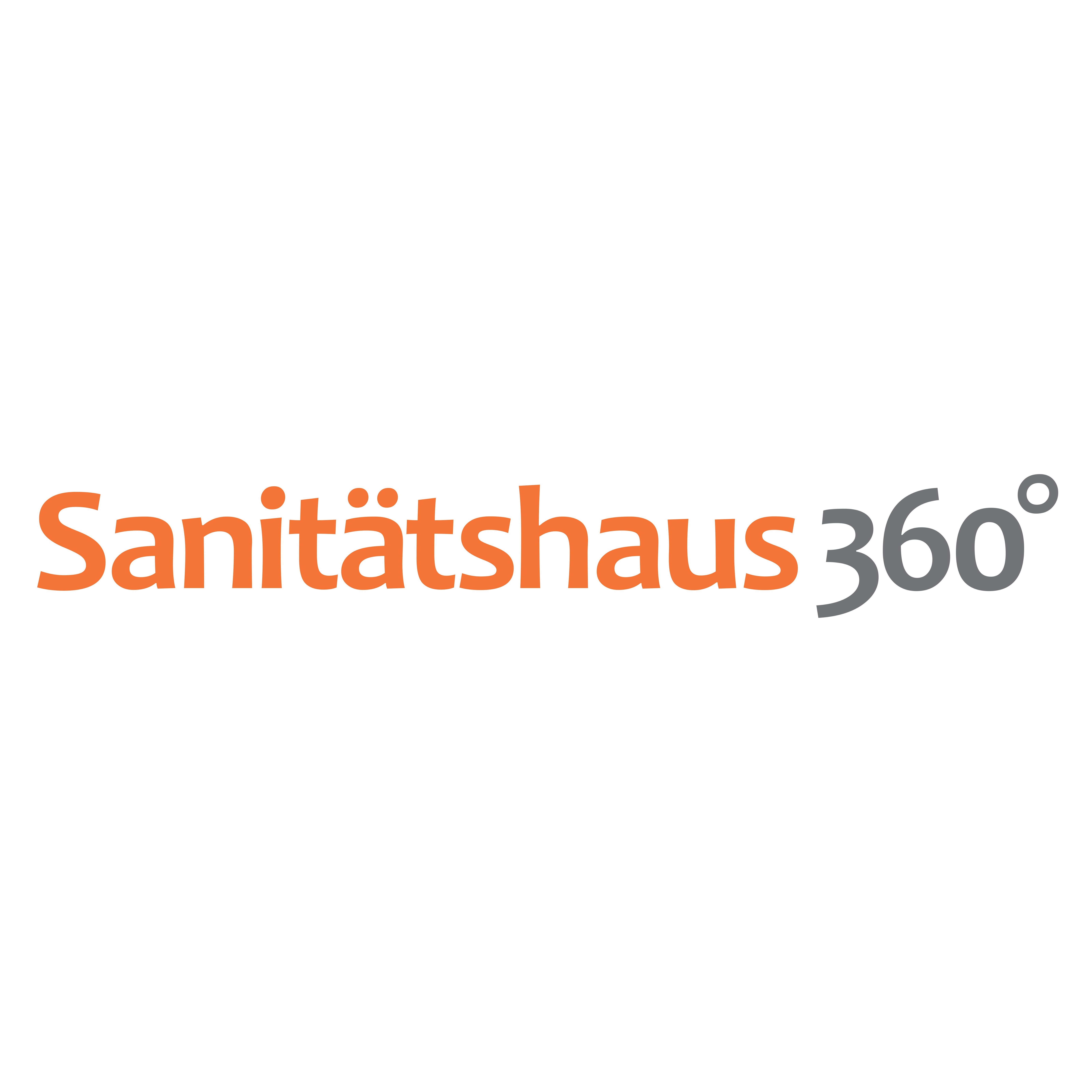 Logo Sanitätshaus 360°