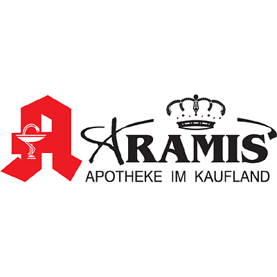 Logo der Aramis-Apotheke im Kaufland
