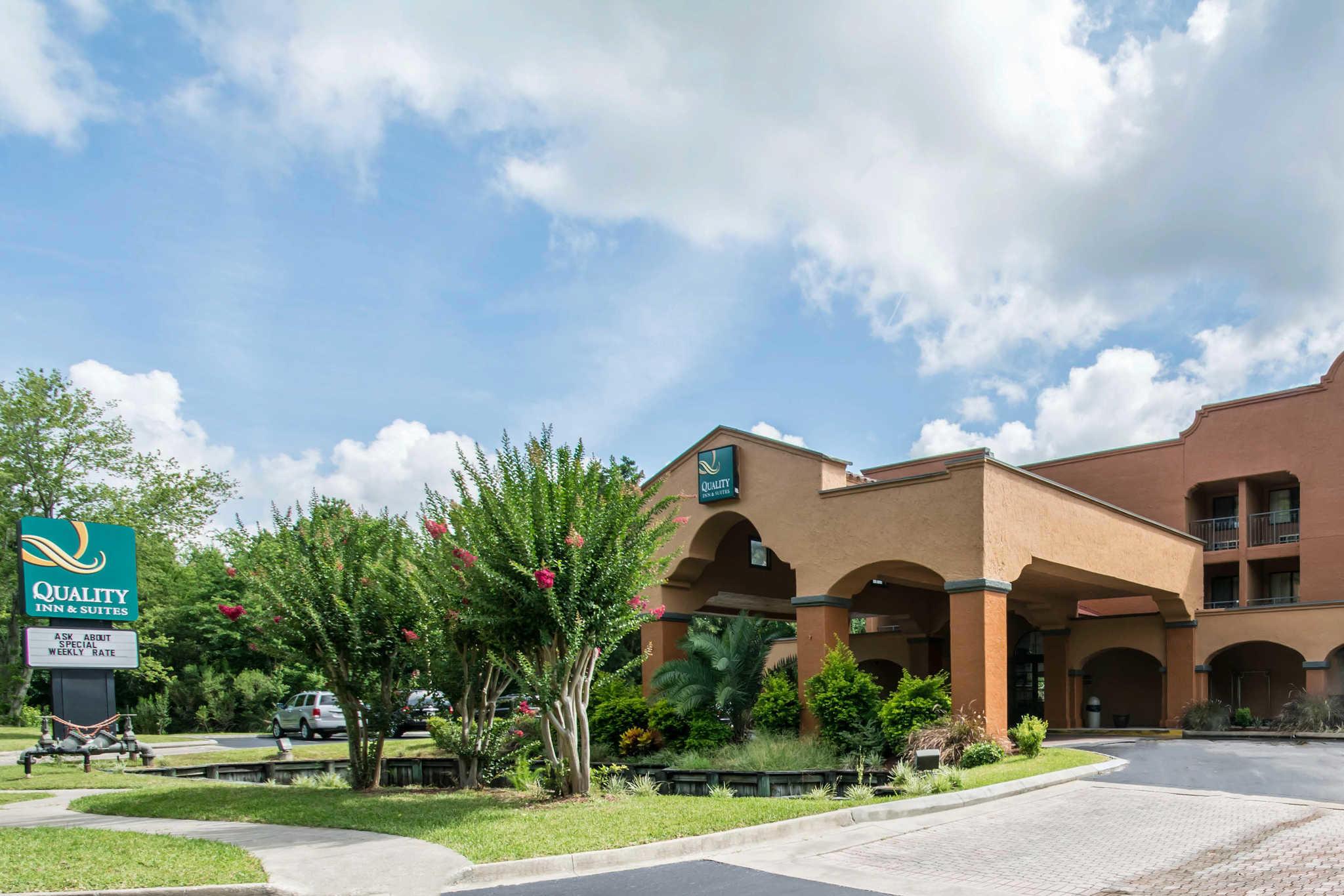Quality Inn Amp Suites Jacksonville Florida Fl
