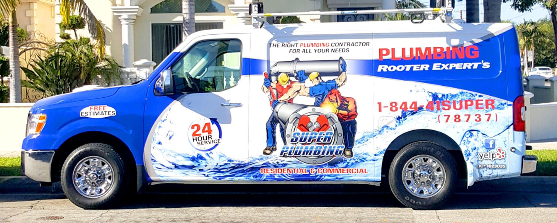 Super Plumbing