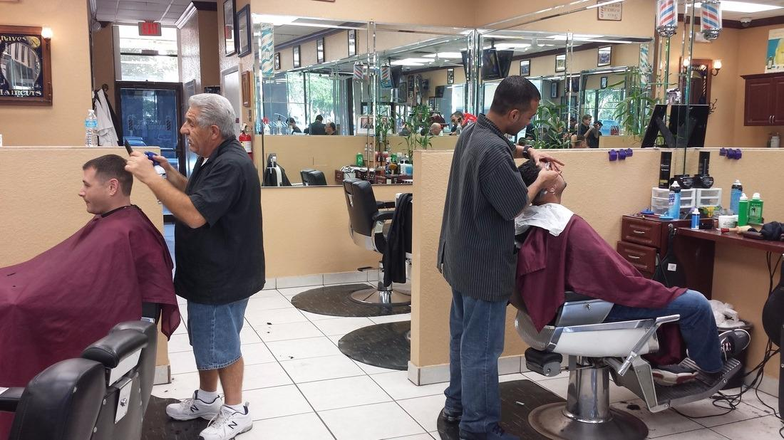 Beach City Barber Shop Su