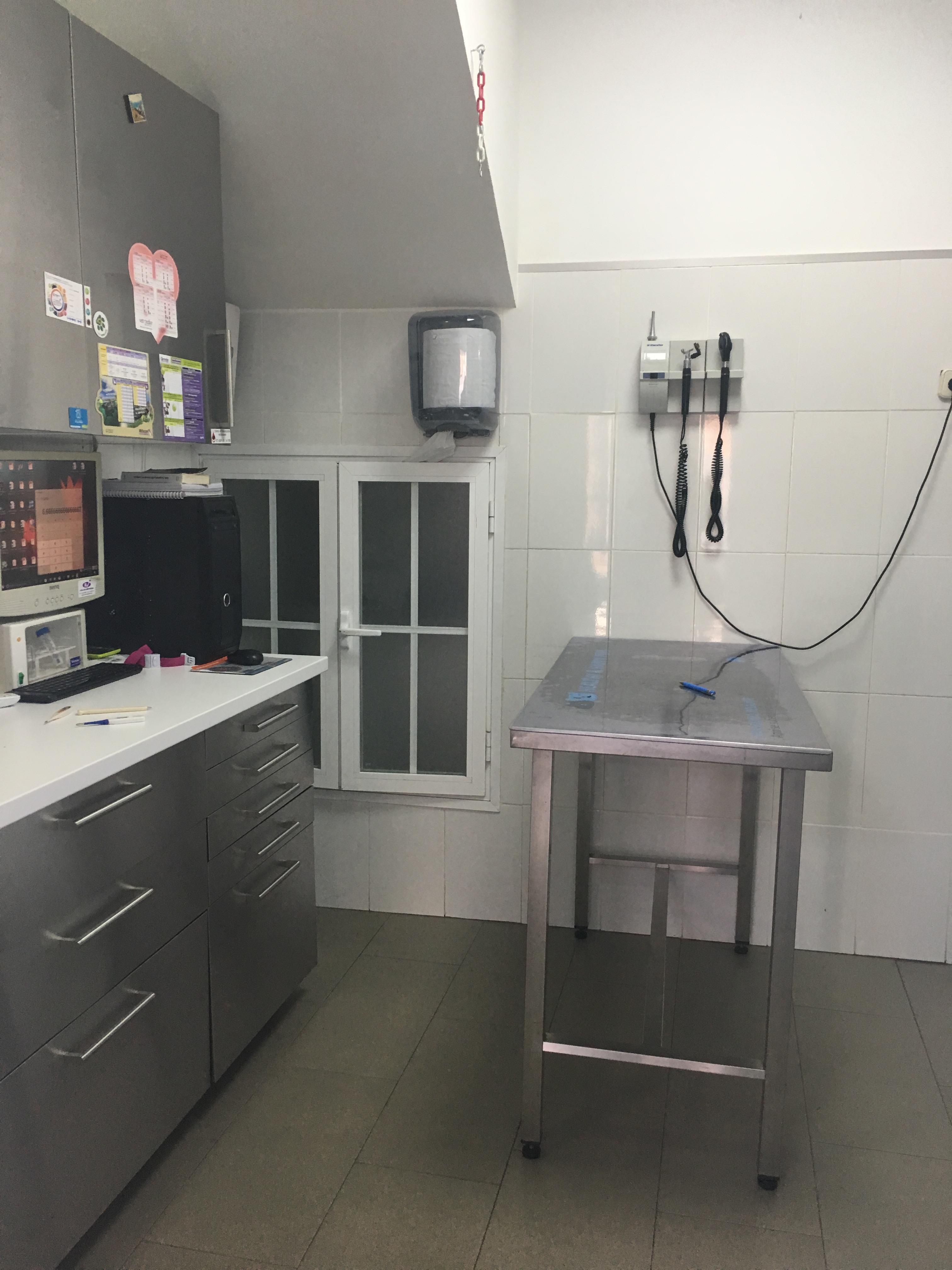 Clínica Veterinaria Villaluenga