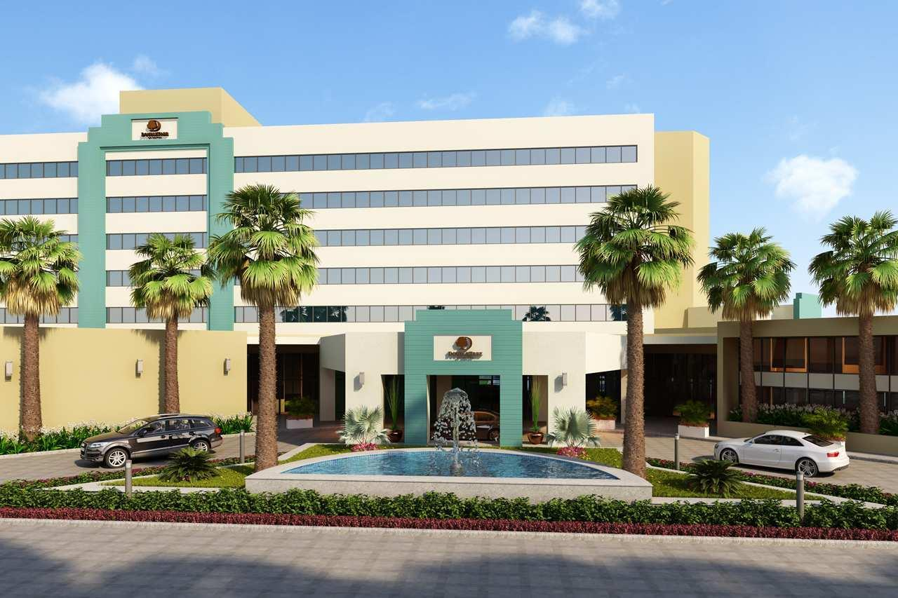 Doubletree By Hilton Hotel Jacksonville Airport Jacksonville Florida Fl