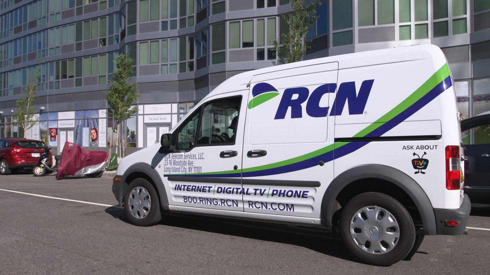 RCN - Internet Service Provider Washington District of Columbia