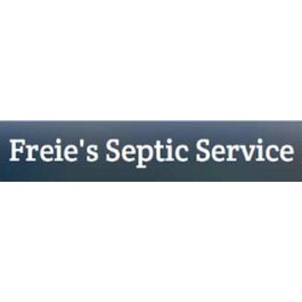 Freie's Septic Service