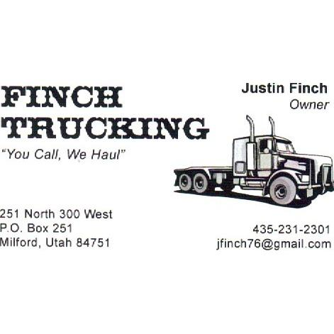 Finch Trucking, Llc