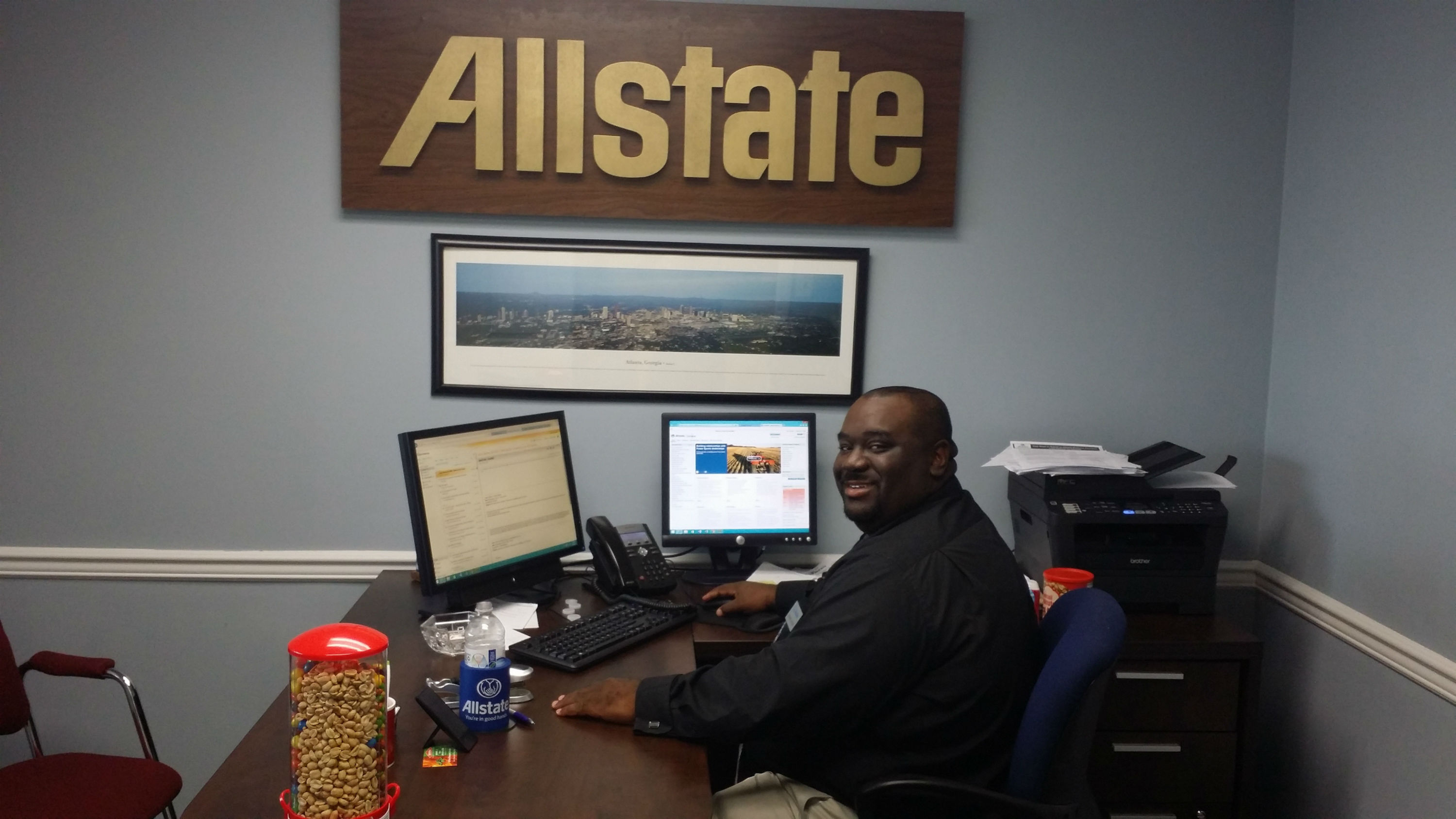 Allstate insurance agent the barnes lester agency for Allstate motor club discount code