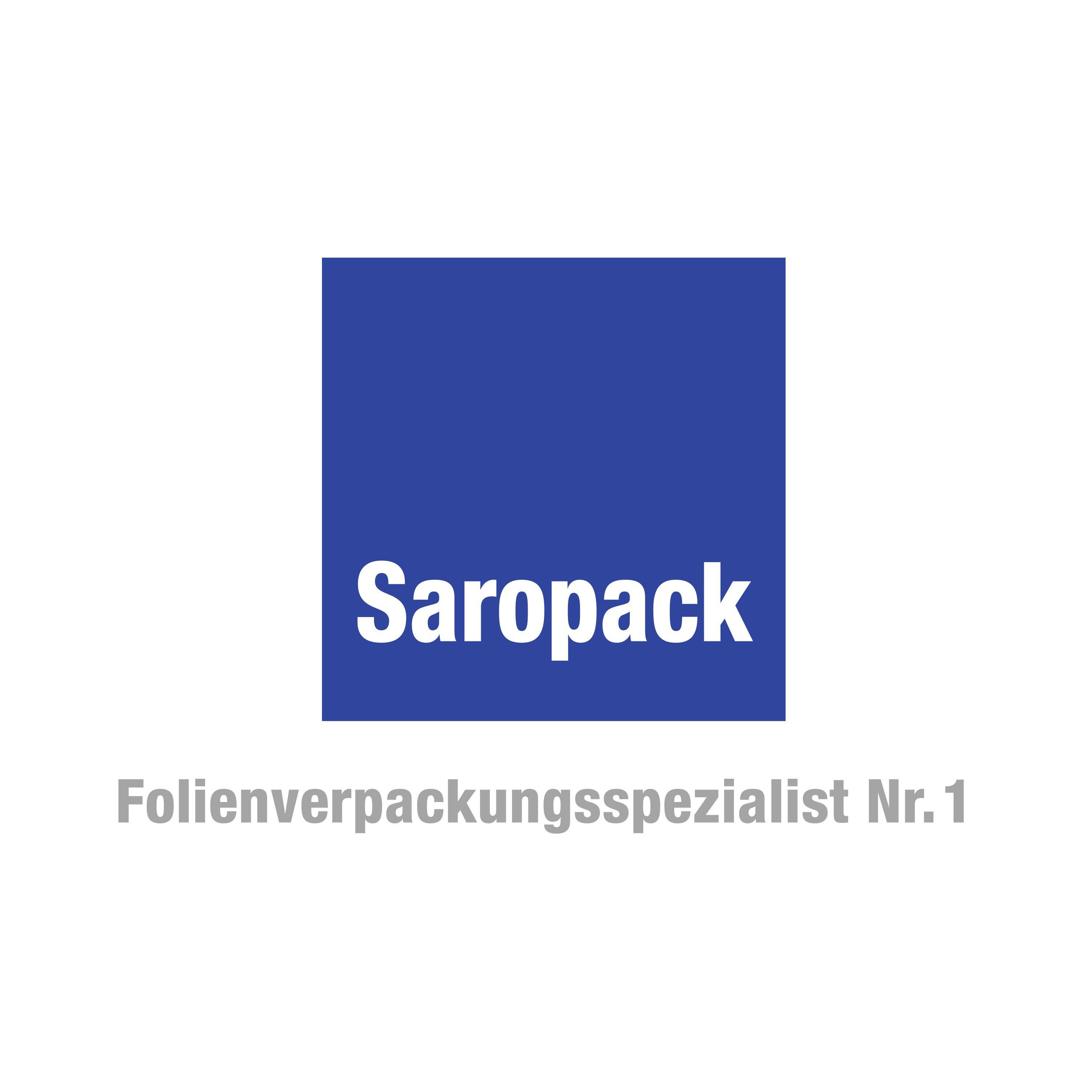 Saropack GmbH- Folienverpackungsspezialist Nr. 1