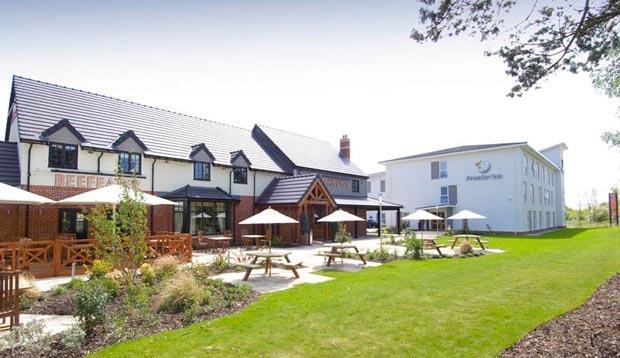Premier Inn Corby