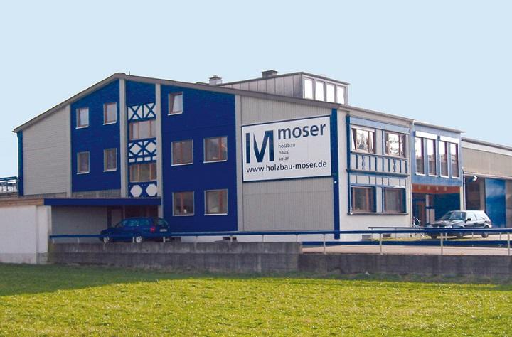 Holzbau Moser KG