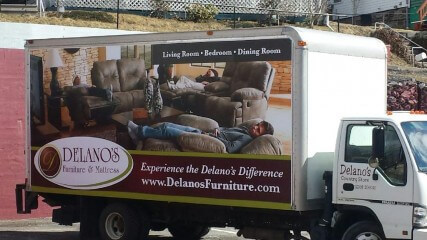 Delanos furniture and mattress coupons near me in for Delano promo code