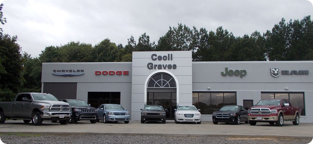 Cecil Graves Chrysler Dodge Jeep Ram In Saint Francisville