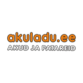 Renovaar OÜ kauplus Akud & Patareid logo
