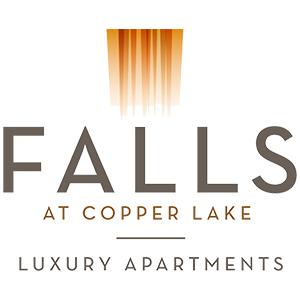 Falls at Copper Lake