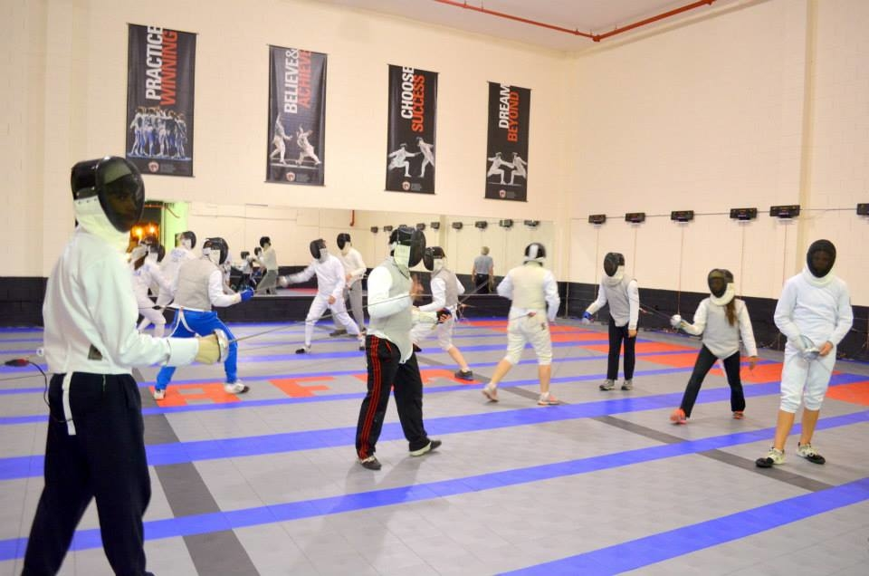 Academy Of Fencing Masters image 4