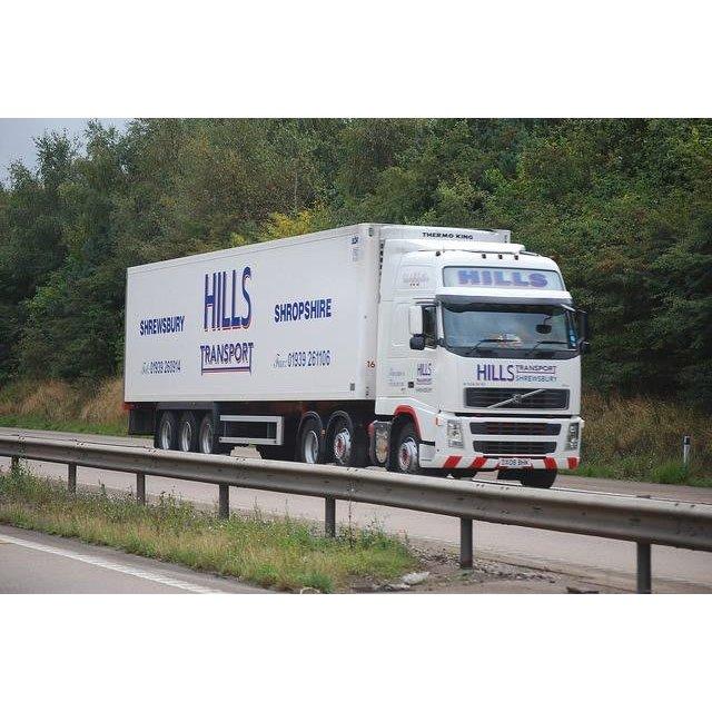 Hills Transport Services - Shrewsbury, Shropshire SY1 3FA - 01743 461411 | ShowMeLocal.com