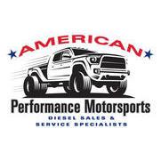 AMERICAN PERFORMANCE MOTORSPORTS INC
